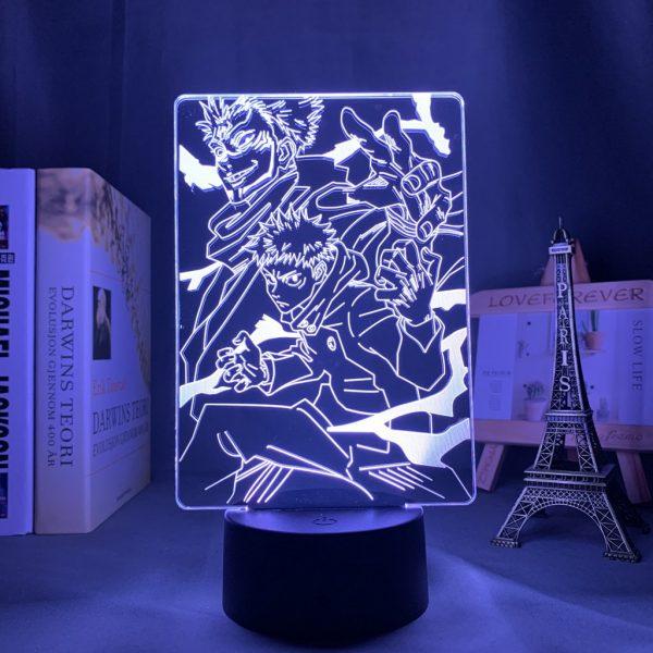 IMG 1806 - Anime 3D lamp