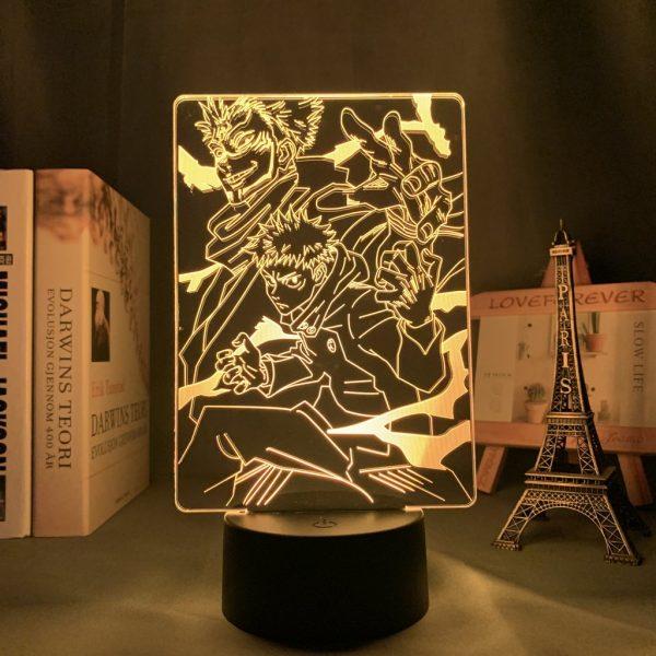 IMG 1807 - Anime 3D lamp