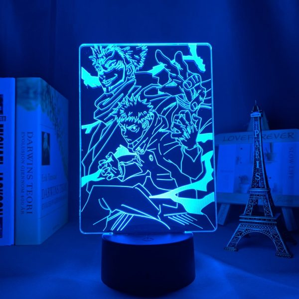 IMG 1808 - Anime 3D lamp