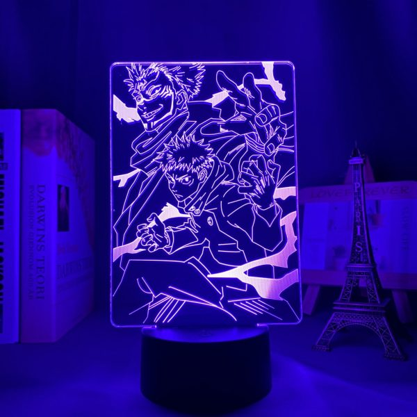 IMG 1809 - Anime 3D lamp