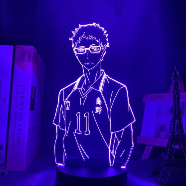 IMG 1814 - Anime 3D lamp