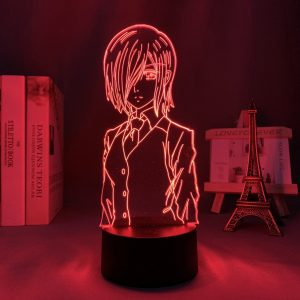 TOUKA ANIME LAMP (TOKYO GHOUL) Otaku0705 TOUCH +(REMOTE) Official Anime Light Lamp Merch