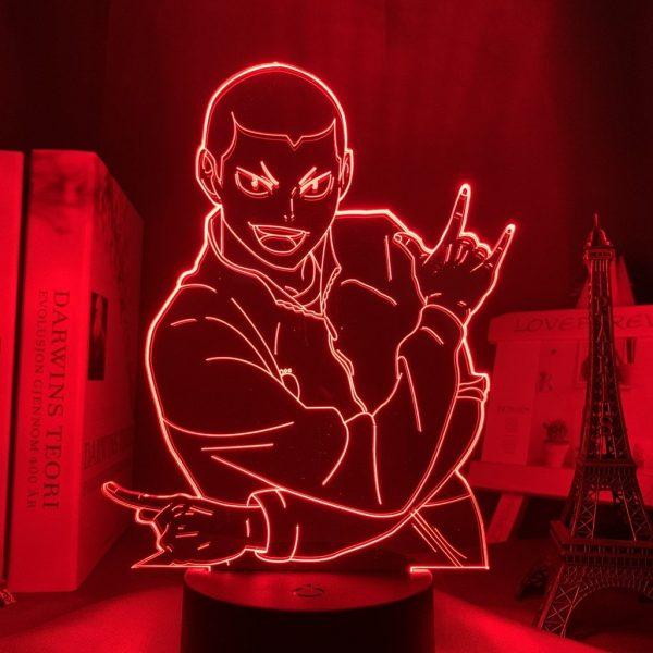 TANAKA LED ANIME LAMP (HAIKYUU!!) Otaku0705 TOUCH Official Anime Light Lamp Merch