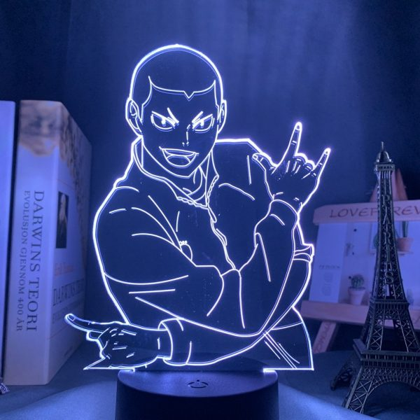 IMG 1839 - Anime 3D lamp