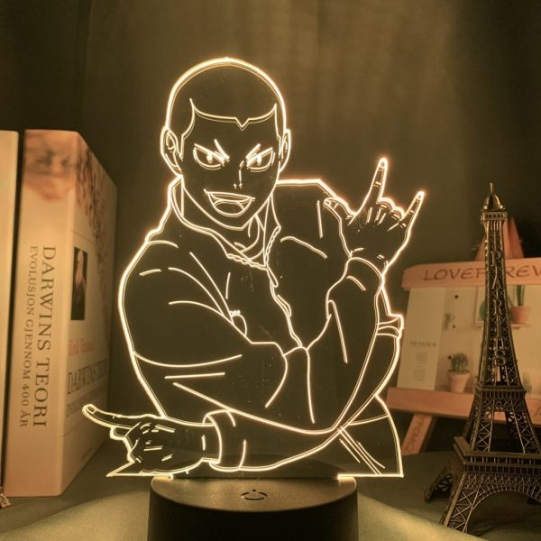 IMG 1840 - Anime 3D lamp