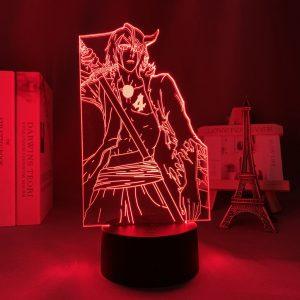 ULQUIORRA CIFERLED + ANIME LAMP (BLEACH) Otaku0705 TOUCH +(REMOTE) Official Anime Light Lamp Merch