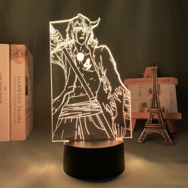 IMG 1872 - Anime 3D lamp