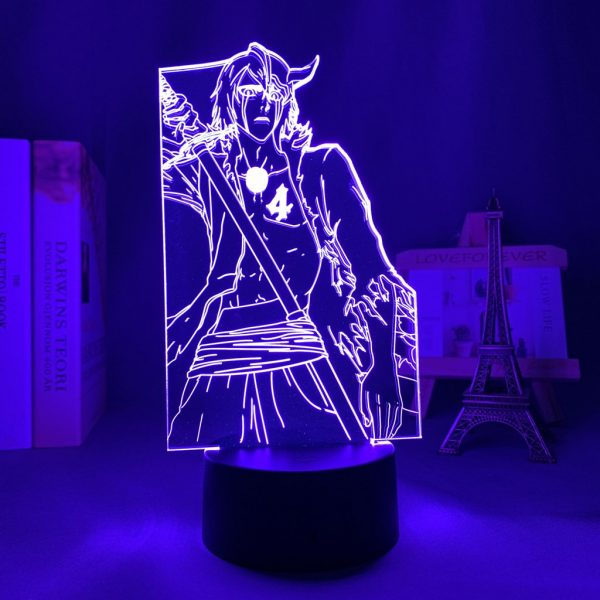IMG 1874 - Anime 3D lamp