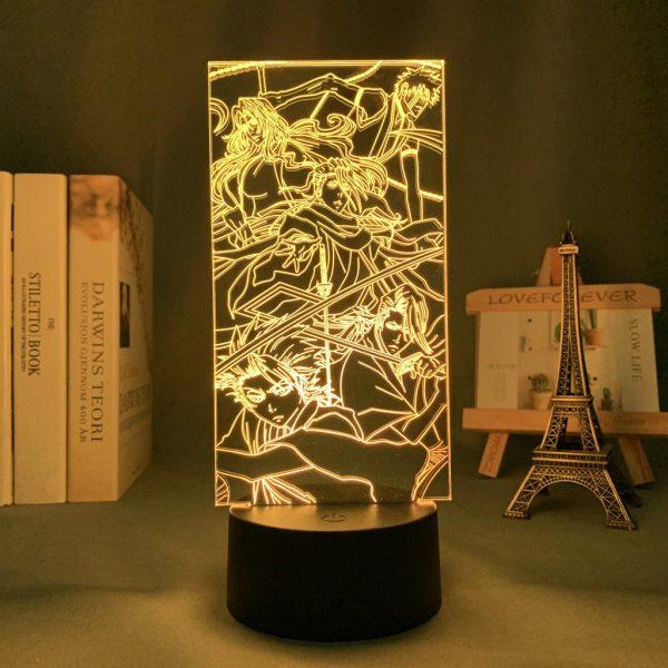 IMG 1893 4d27030a 20e0 479d a67a 57319fecd9a5 - Anime 3D lamp