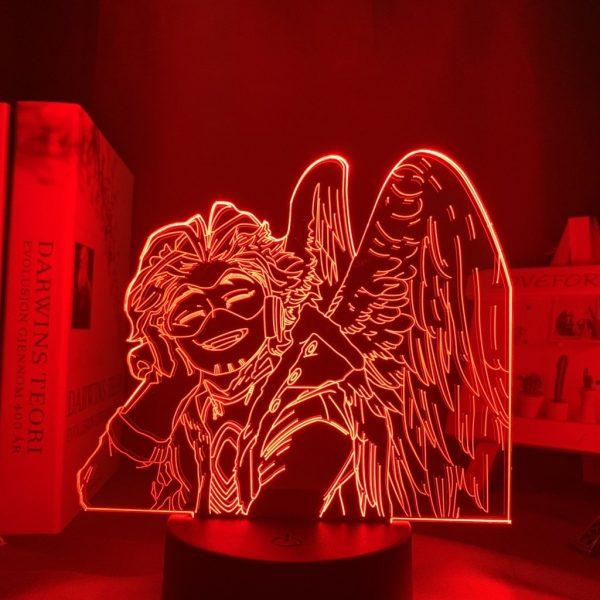 HAWKS LED ANIME LAMP (MY HERO ACADEMIA) Otaku0705 TOUCH Official Anime Light Lamp Merch