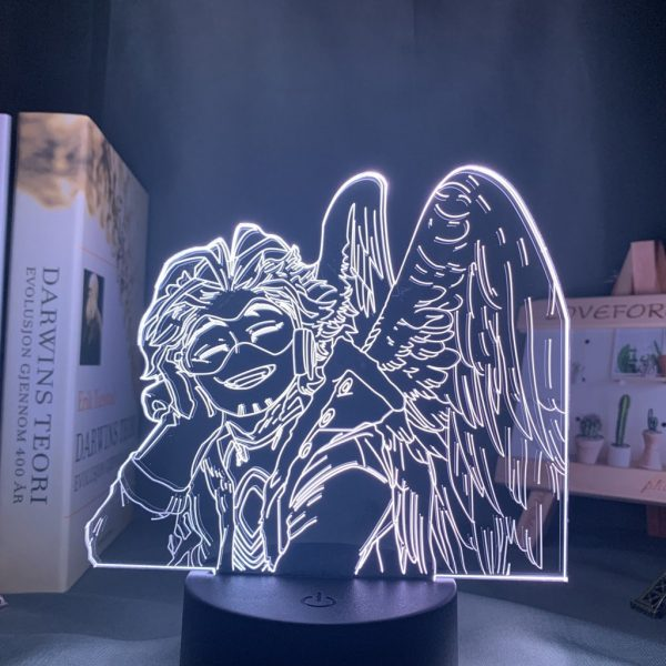 IMG 1911 - Anime 3D lamp