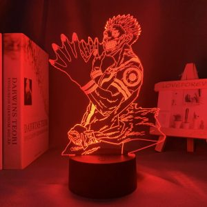 GLORY SUKUNA LED ANIME LAMP  (JUJUTSU KAISEN) Otaku0705 TOUCH Official Anime Light Lamp Merch