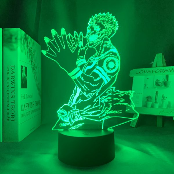 IMG 1914 - Anime 3D lamp
