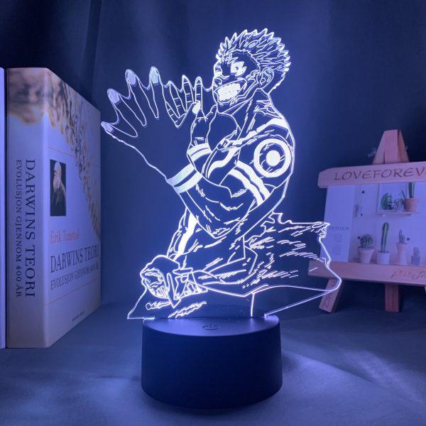 IMG 1916 - Anime 3D lamp