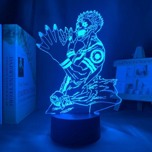 IMG 1918 - Anime 3D lamp