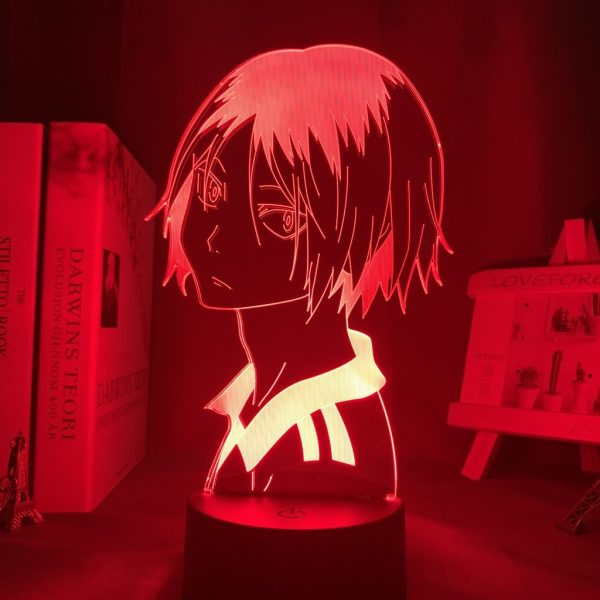 KENMA + LED ANIME LAMP (HAIKYUU!!) Otaku0705 TOUCH +(REMOTE) Official Anime Light Lamp Merch