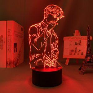 ZEKE LED ANIME LAMP (ATTACK ON TITAN) Otaku0705 TOUCH +(REMOTE) Official Anime Light Lamp Merch