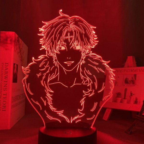 CHROLLO LUCILFER LED ANIME LAMP (HUNTER X HUNTER) Otaku0705 TOUCH Official Anime Light Lamp Merch