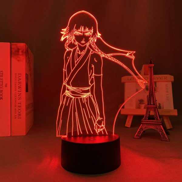 SOIFON LED ANIME LAMP (BLEACH) Otaku0705 TOUCH +(REMOTE) Official Anime Light Lamp Merch