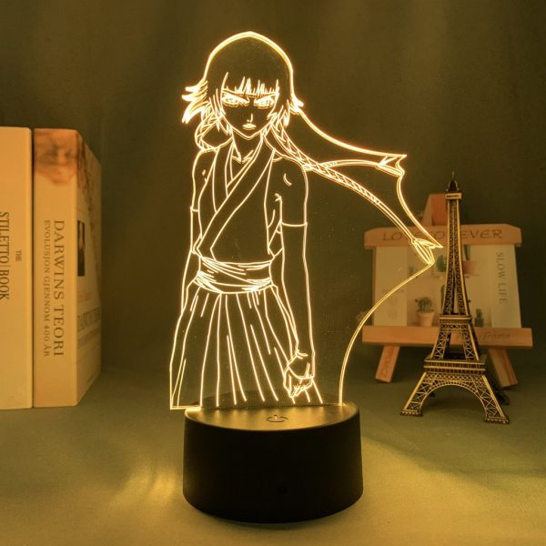 IMG 2027 - Anime 3D lamp