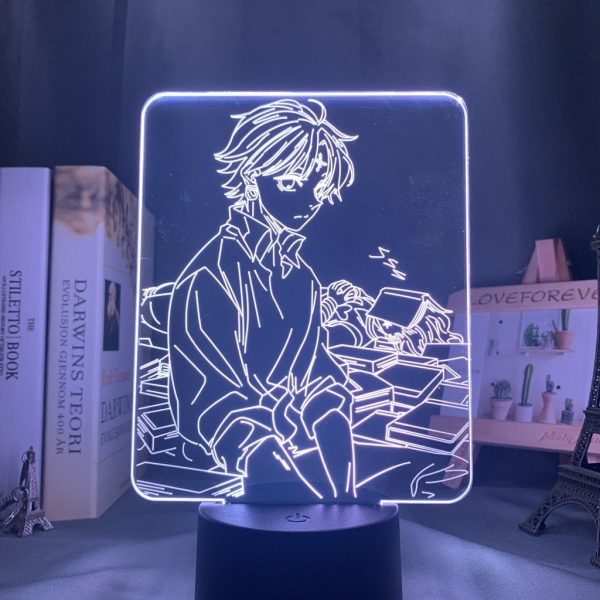 IMG 2041 - Anime 3D lamp
