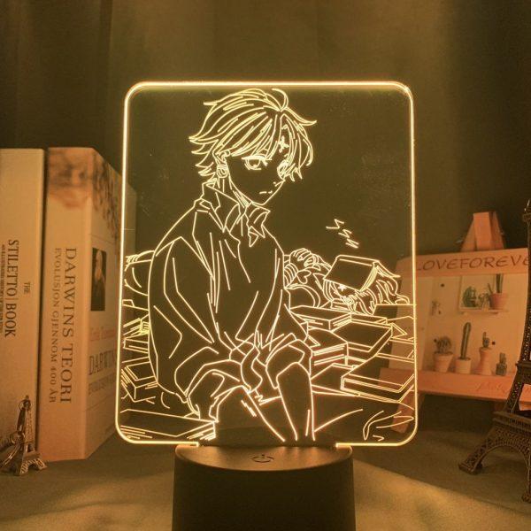 IMG 2042 - Anime 3D lamp