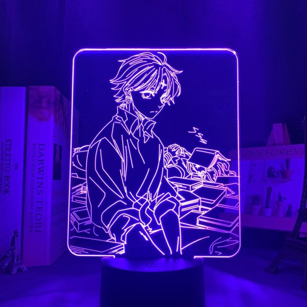 IMG 2044 - Anime 3D lamp