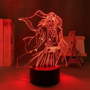 BYAKUYA LED ANIME LAMP (BLEACH) Otaku0705 TOUCH +(REMOTE) Official Anime Light Lamp Merch