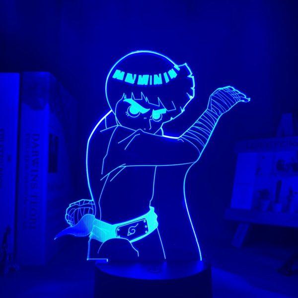 IMG 2054 - Anime 3D lamp