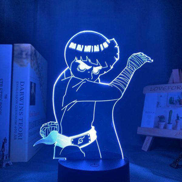 IMG 2055 - Anime 3D lamp