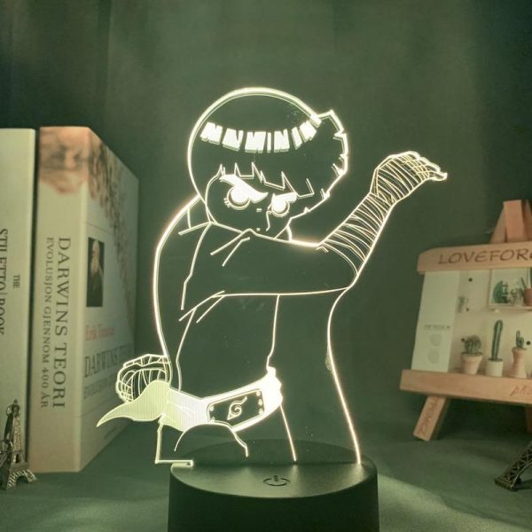 IMG 2056 - Anime 3D lamp