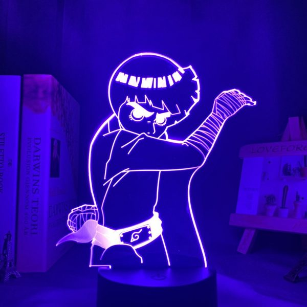 IMG 2058 - Anime 3D lamp