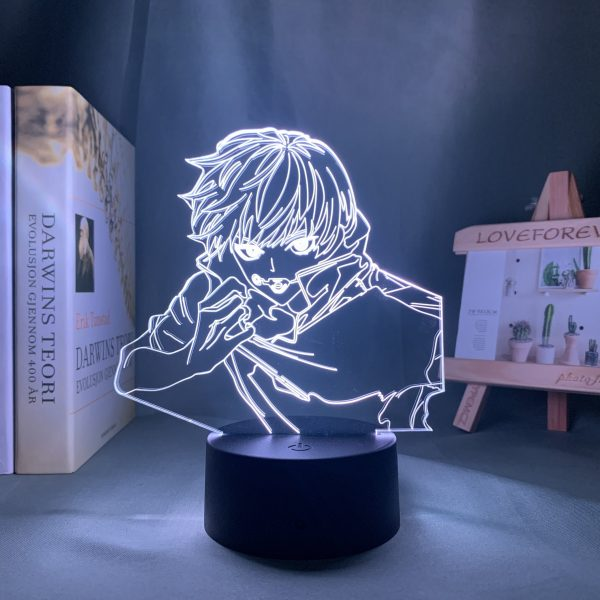 IMG 2095 - Anime 3D lamp