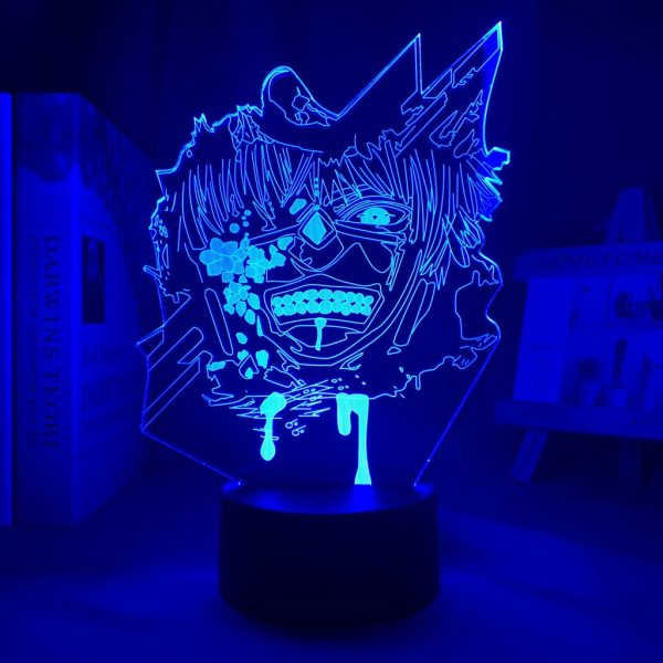 IMG 2118 - Anime 3D lamp
