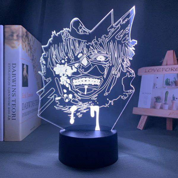IMG 2119 - Anime 3D lamp