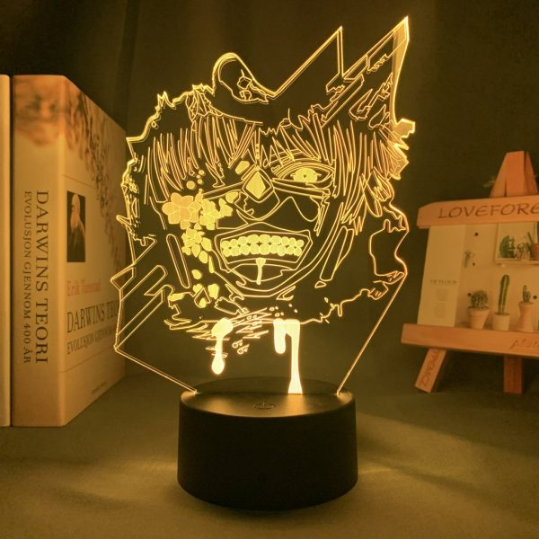 IMG 2120 - Anime 3D lamp