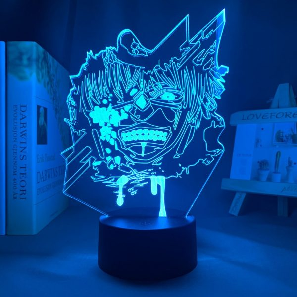 IMG 2121 - Anime 3D lamp