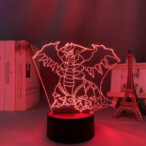 GIRATINA LED ANIME LAMP (POKEMON) Otaku0705 TOUCH +(REMOTE) Official Anime Light Lamp Merch