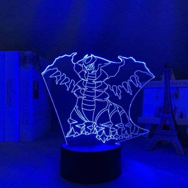 IMG 2217 - Anime 3D lamp