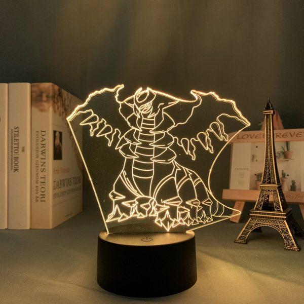IMG 2219 - Anime 3D lamp
