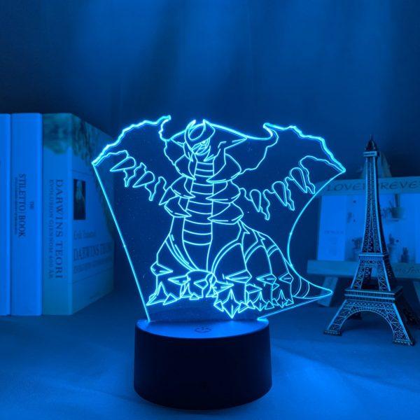 IMG 2220 - Anime 3D lamp