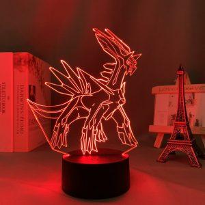 DIALGA LED ANIME LAMP (POKEMON) Otaku0705 TOUCH +(REMOTE) Official Anime Light Lamp Merch