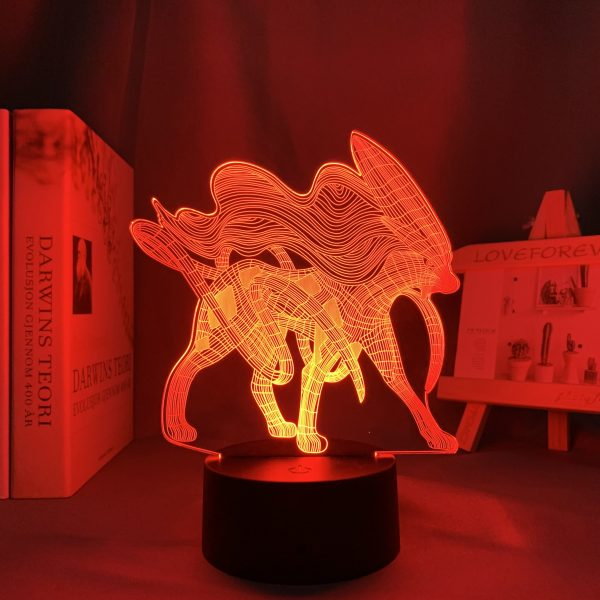 SUICUNE LED ANIME LAMP (POKEMON) Otaku0705 Default Title Official Anime Light Lamp Merch