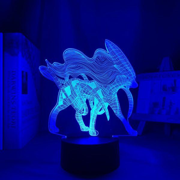IMG 2314 - Anime 3D lamp