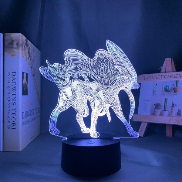 IMG 2315 - Anime 3D lamp