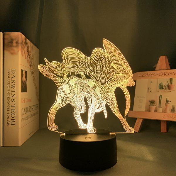 IMG 2316 - Anime 3D lamp