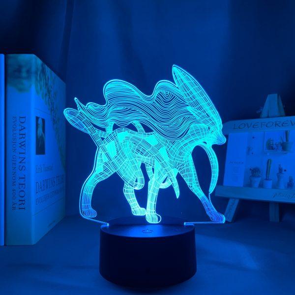 IMG 2317 - Anime 3D lamp