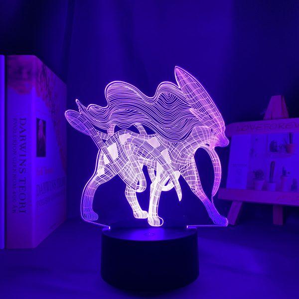 IMG 2318 - Anime 3D lamp