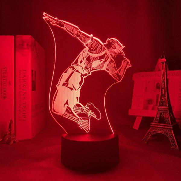 BOKUTO SPIKES LED ANIME LAMP (HAIKYUU!!) Otaku0705 TOUCH +(REMOTE) Official Anime Light Lamp Merch