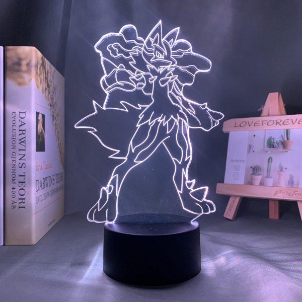 IMG 2362 - Anime 3D lamp